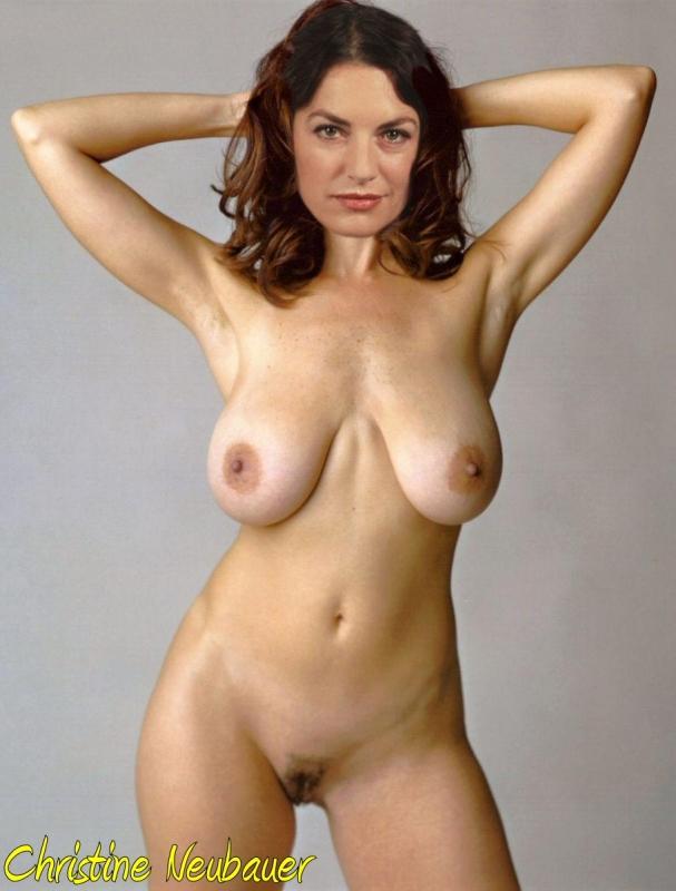 Christine neubauer nackt zeigen