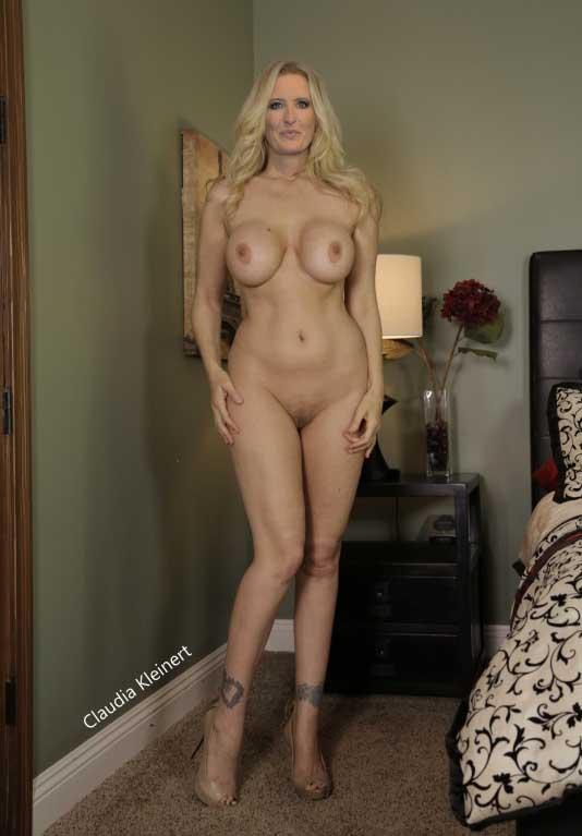Claudia Kleinert Nackt