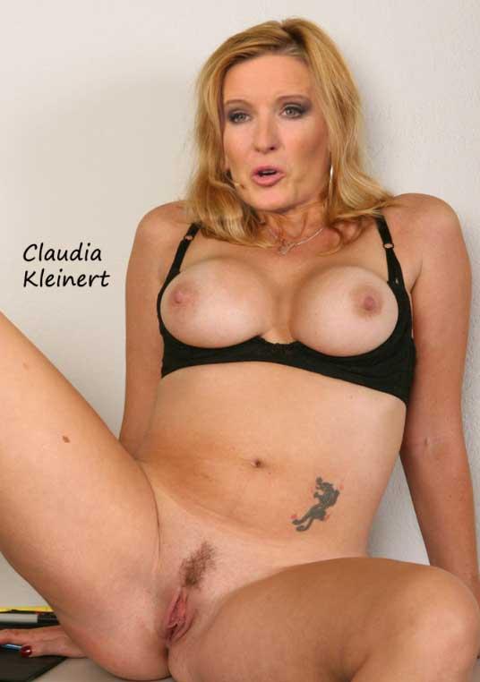 Claudia Kleinert Nackt. Foto - 14