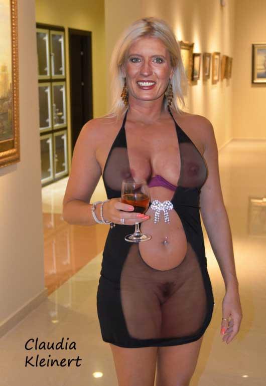 Claudia Kleinert Nackt. Foto - 8