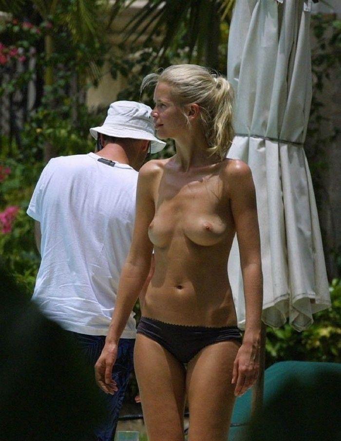 Claudia Schiffer Nago. Zdjęcie - 126