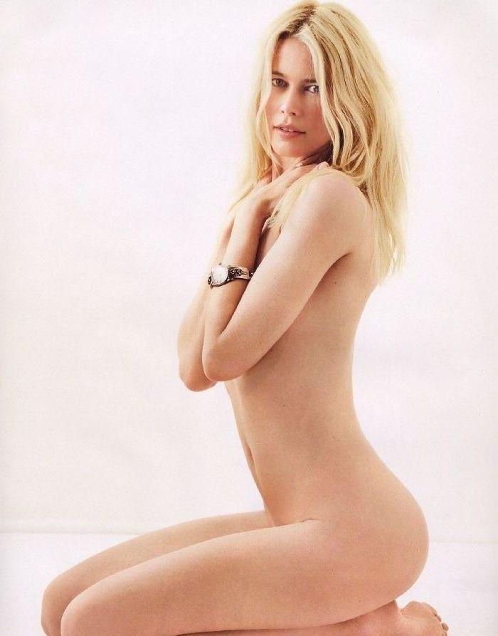 Claudia Schiffer Nackt. Foto - 14