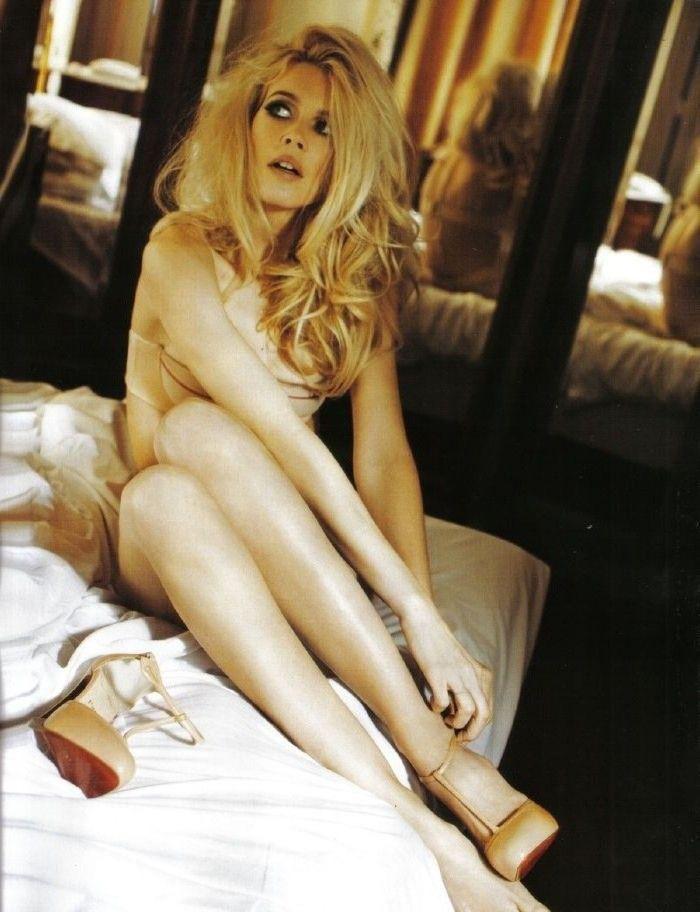 Claudia Schiffer Nackt. Foto - 19