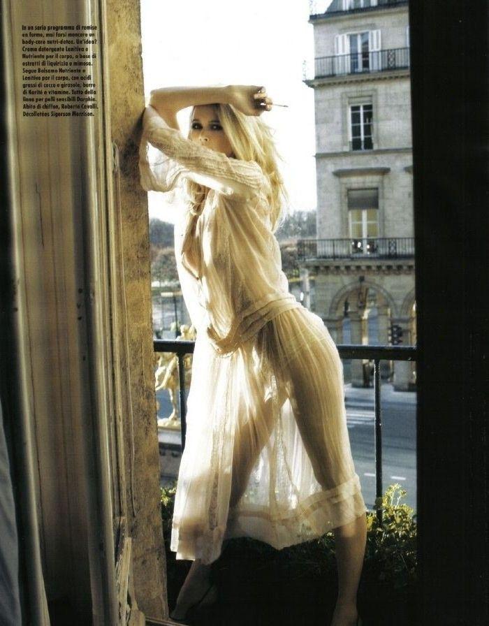 Claudia Schiffer Nackt. Foto - 21