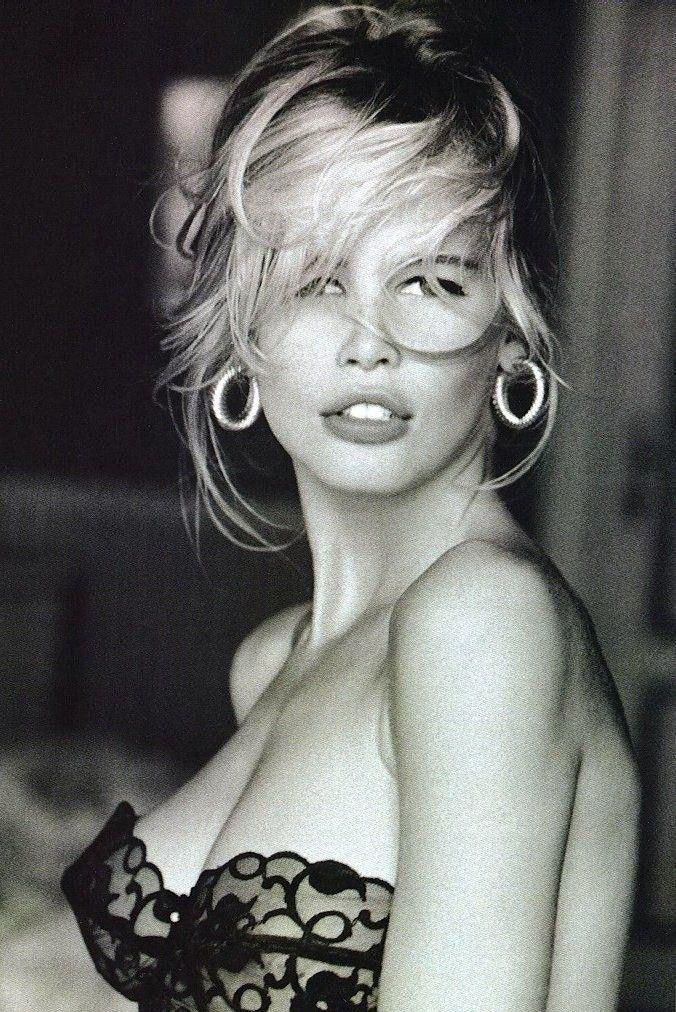 Claudia Schiffer Nackt. Foto - 22