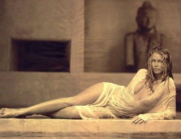 Claudia Schiffer Nackt. Foto - 31