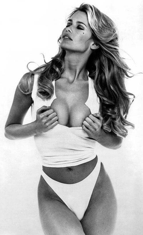 Claudia Schiffer Nackt. Foto - 34