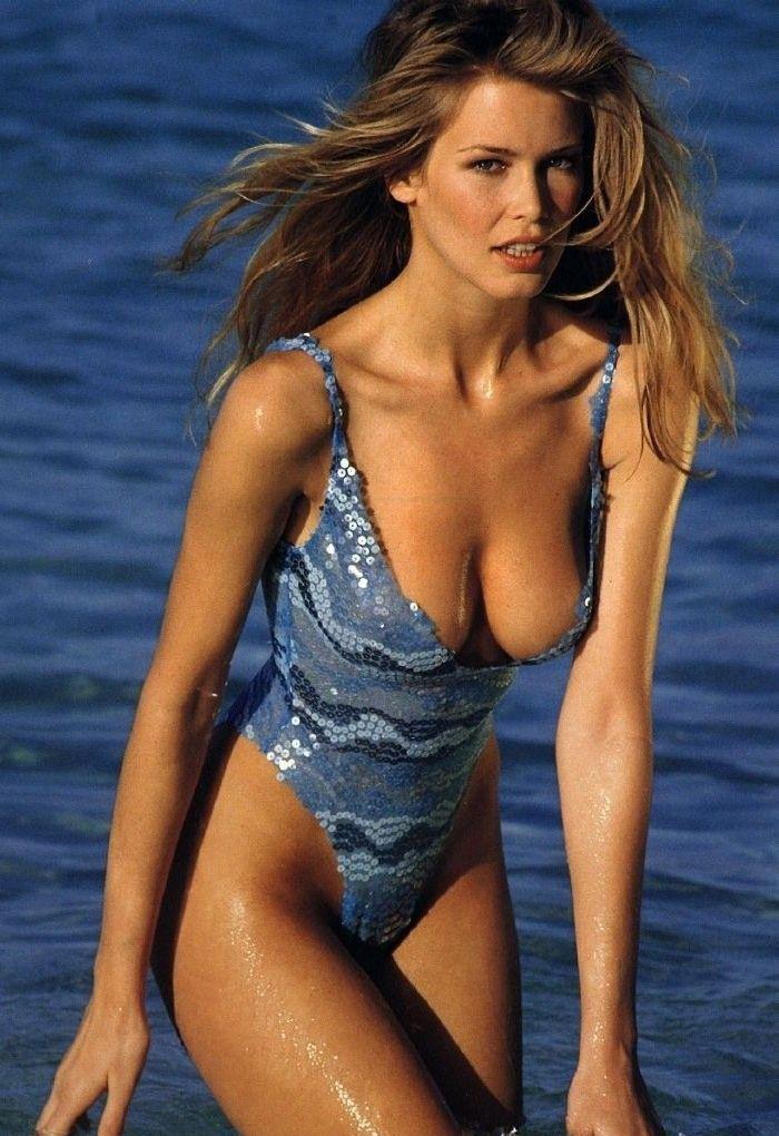 Claudia Schiffer Nackt. Foto - 42