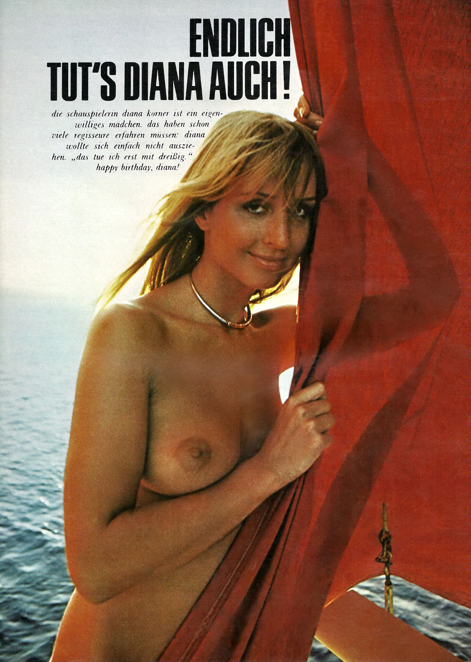 Diana Körner Nackt. Foto - 2