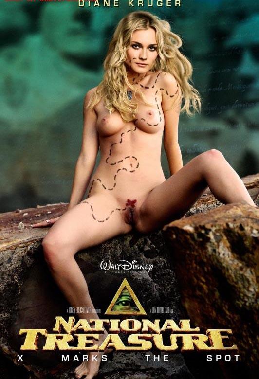 Diane Kruger Nude. Photo - 74