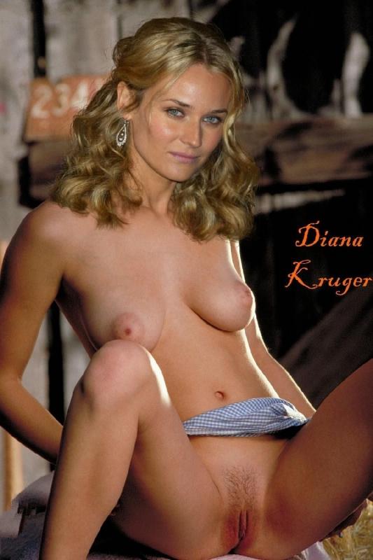 Diane Kruger Nude. Photo - 80