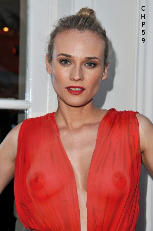 Diane Kruger Nude. Photo - 87