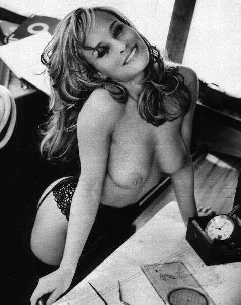 Dorkas Kiefer ist bereit für Nacktszenen!