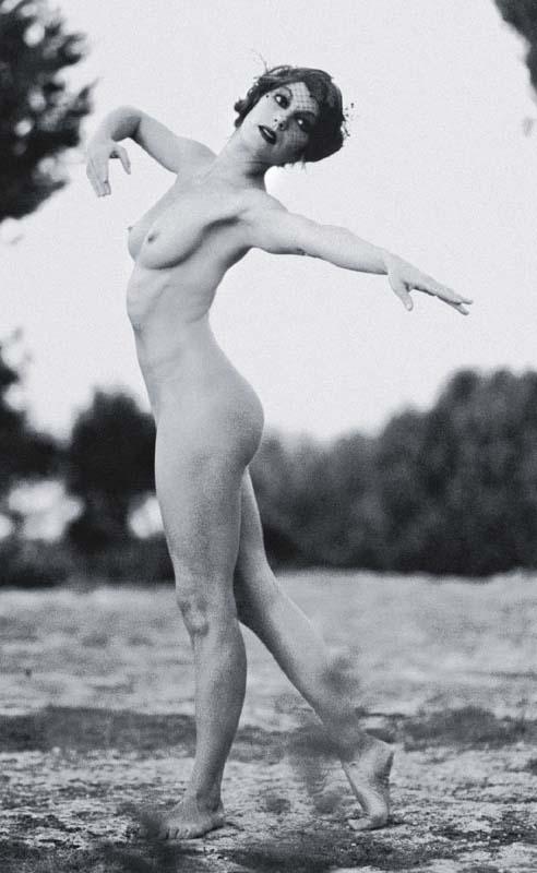 nackt Winkens Elke Posed Naked