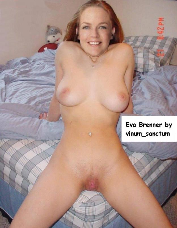 Eva Brenner Nackt. Foto - 1