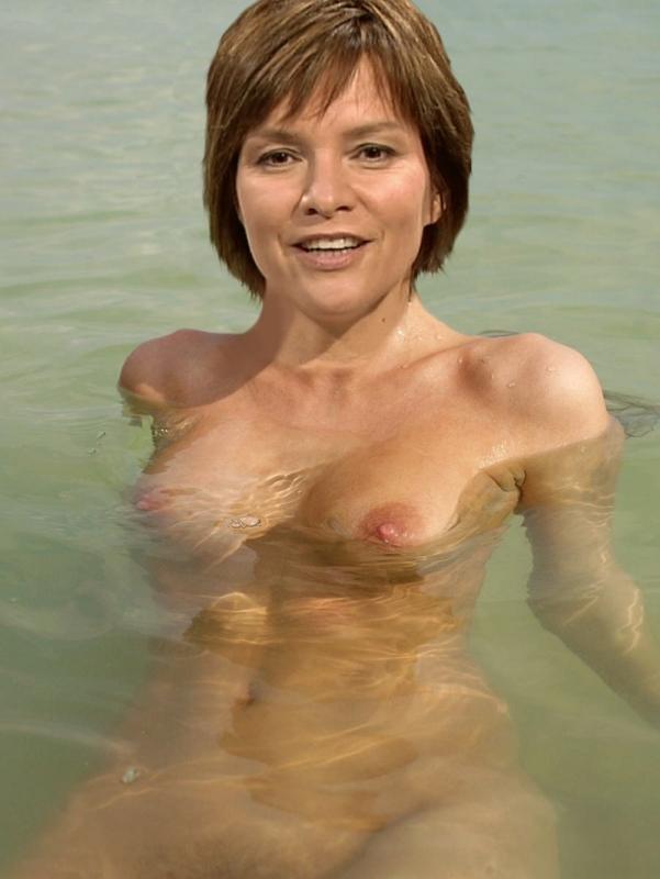 Evelin König Nackt. Foto - 1