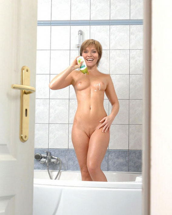 Evelin König Nackt. Foto - 3