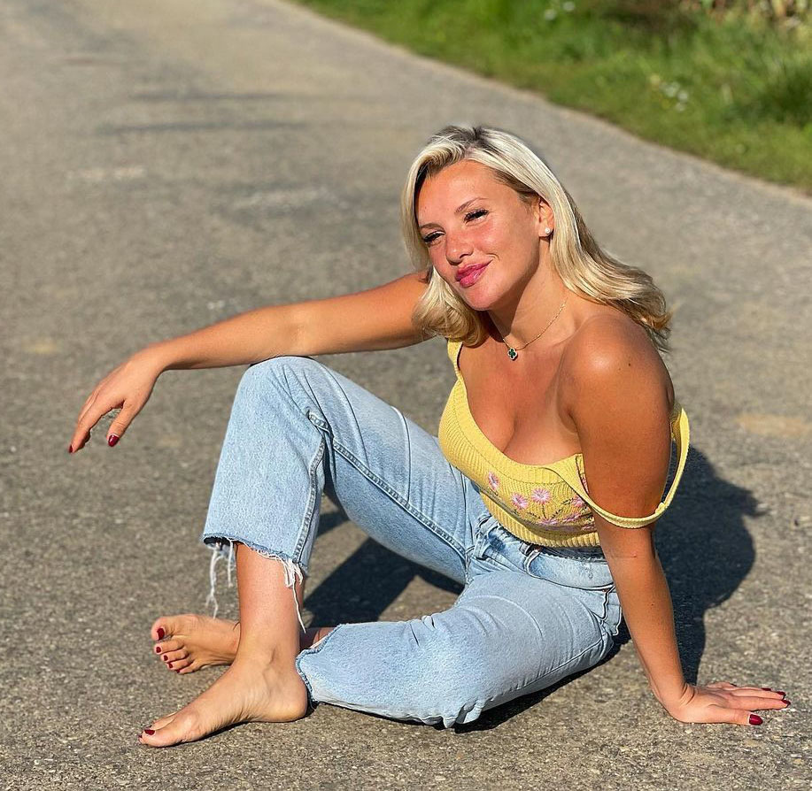 Evelyn Burdecki Nackt. Foto - 26
