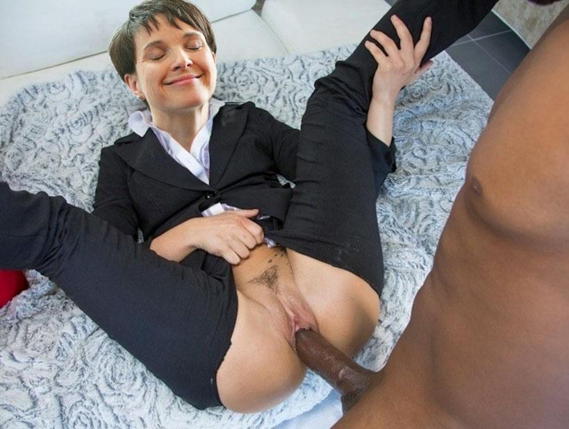 Petry nackt frauke afd Frauke Petry