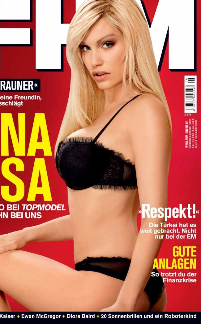 Gina-Lisa Lohfink Nackt. Foto - 25