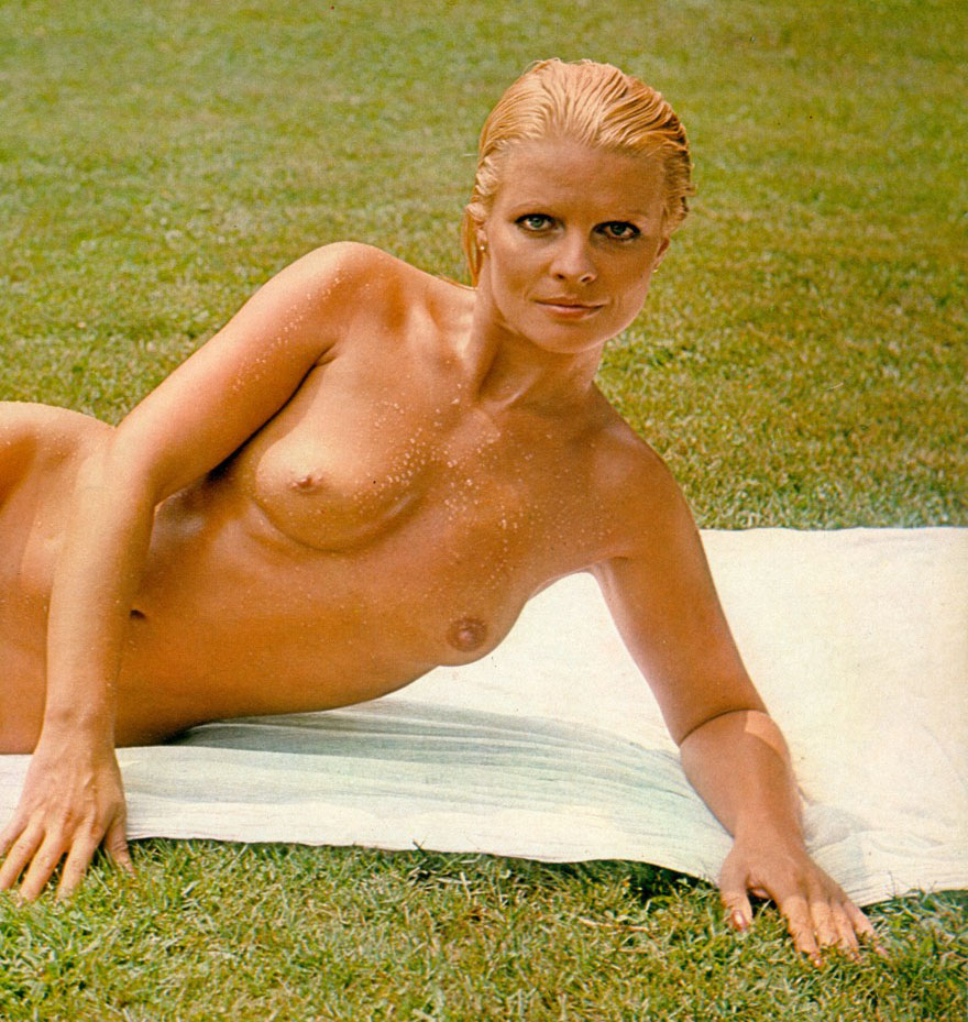 Gisela Hahn Nackt. Foto - 1