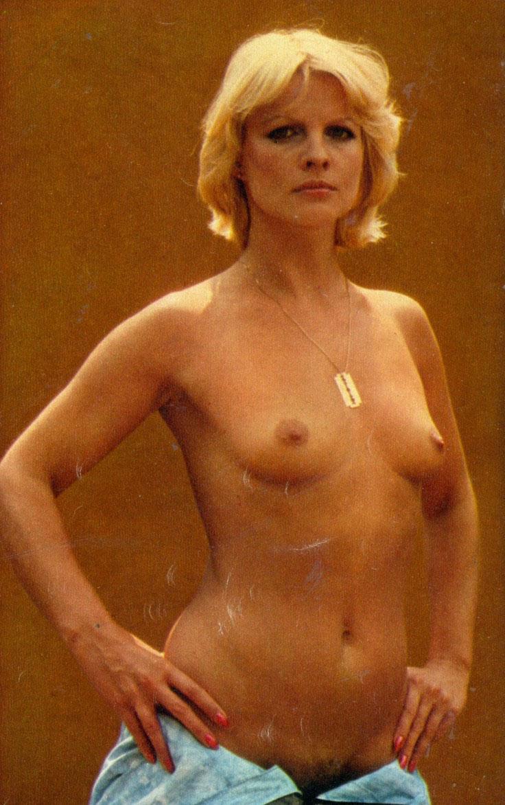 Gisela Hahn Nackt. Foto - 11