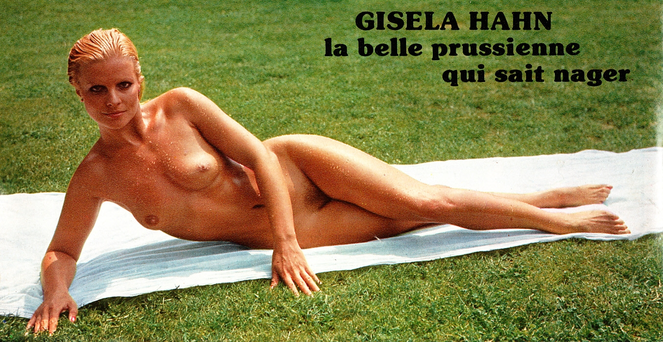Gisela Hahn Nackt. Foto - 12