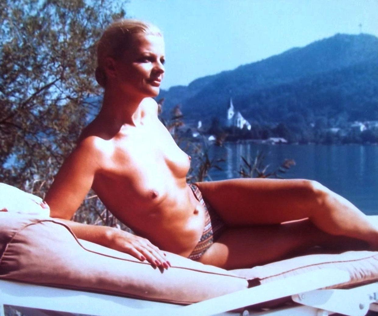 Gisela Hahn Nackt. Foto - 19