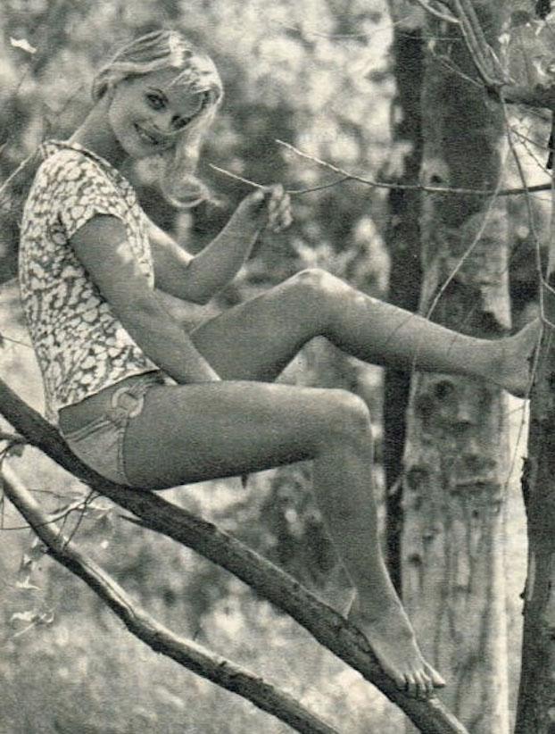 Gisela Hahn Nackt. Foto - 24