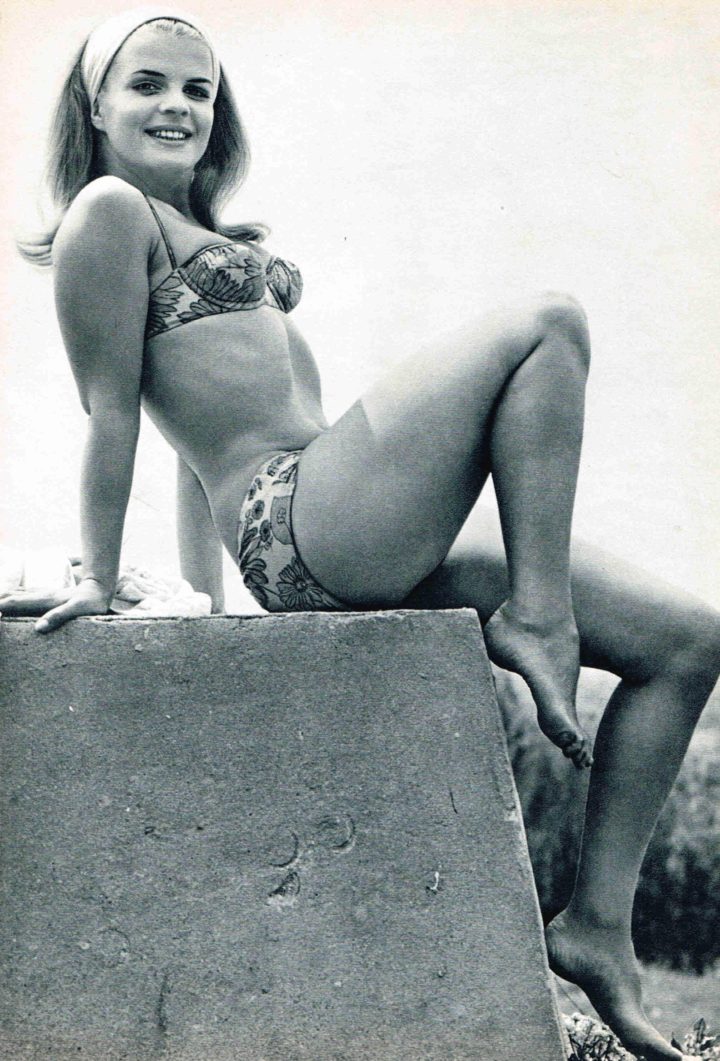 Gisela Hahn Nackt. Foto - 25