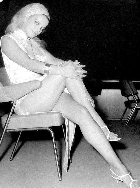 Gisela Hahn Nackt. Foto - 27