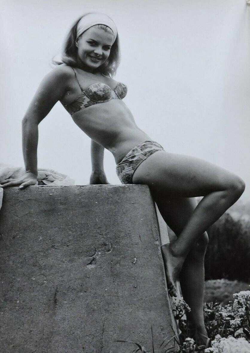 Gisela Hahn Nackt. Foto - 33