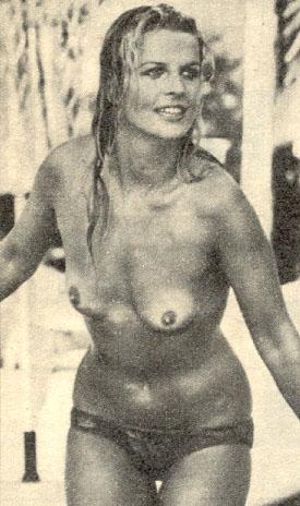 Gisela Hahn Nackt. Foto - 8