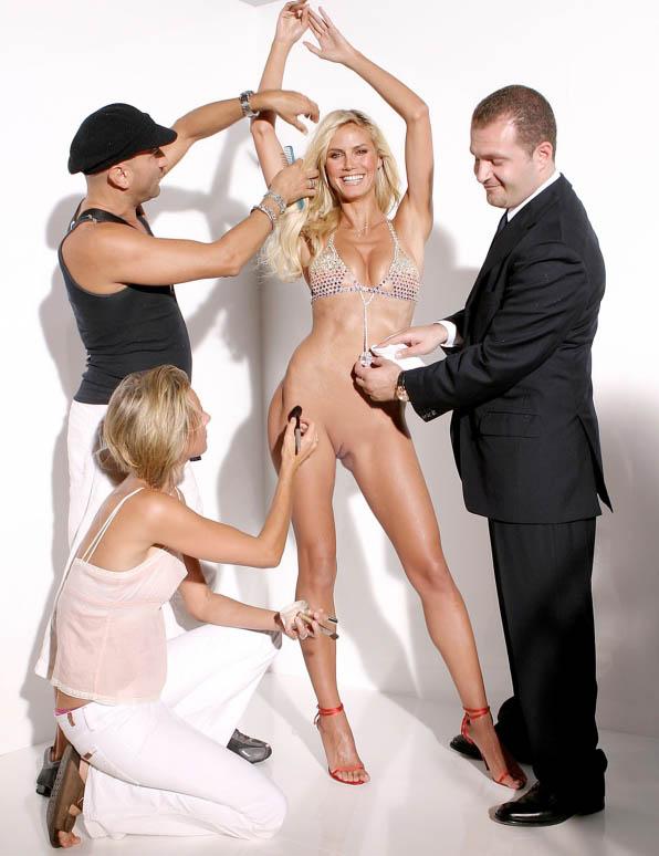 Heidi Klum Nackt. Foto - 110