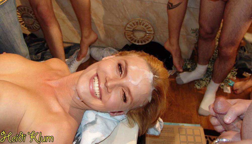 Heidi Klum Nackt. Foto - 114