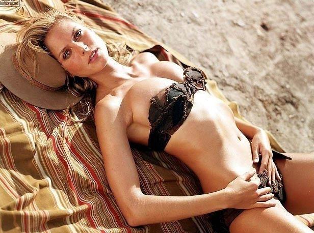 Heidi Klum Nackt. Foto - 12