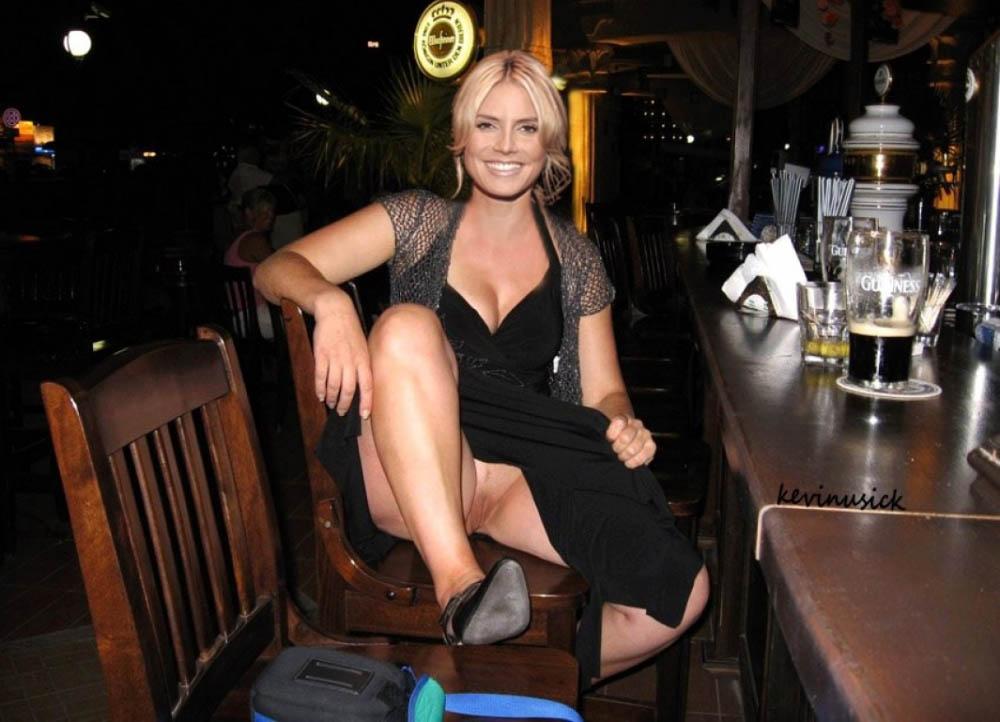 Heidi Klum Nackt. Foto - 128