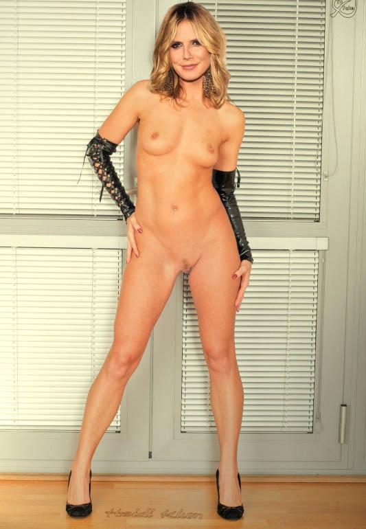 Heidi Klum Nude. Photo - 156