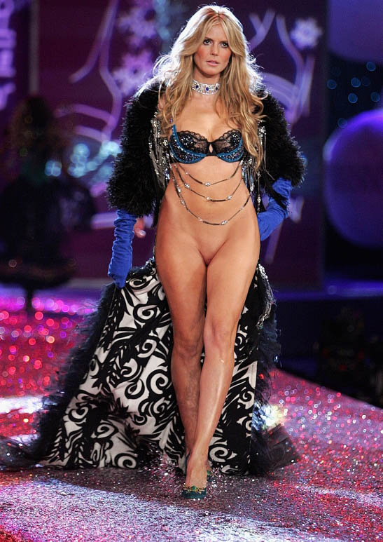 Heidi Klum Nude. Photo - 160