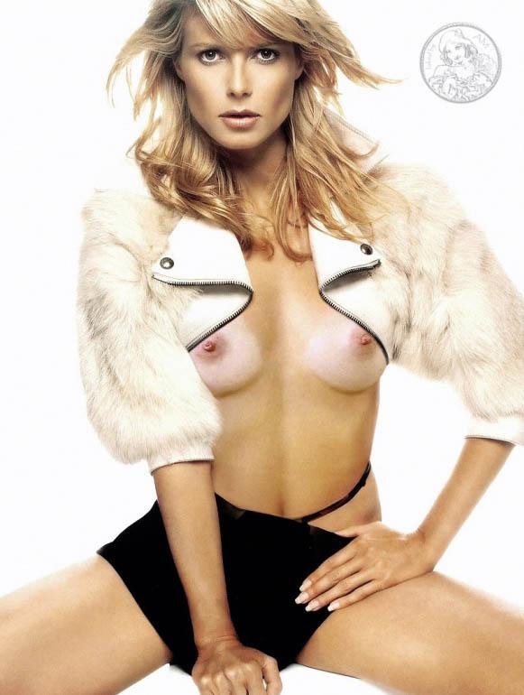 Heidi Klum Nude. Photo - 164