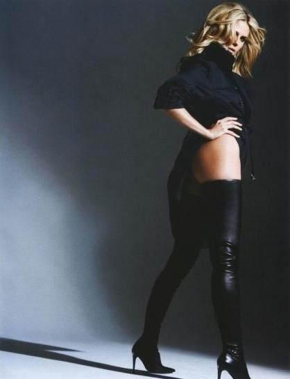 Heidi Klum Nackt. Foto - 36