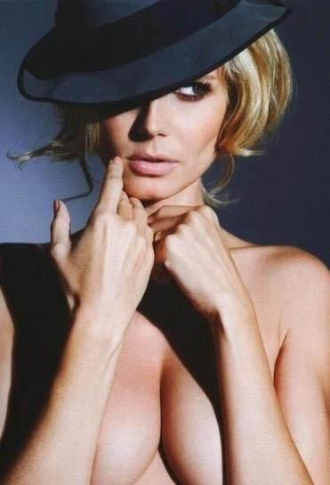 Heidi Klum Nackt. Foto - 40