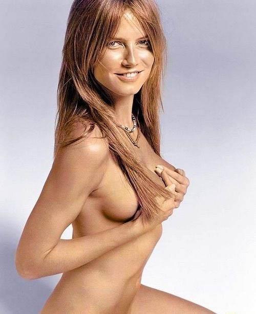 Heidi Klum Nackt. Foto - 45