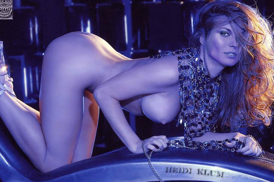 Heidi Klum Nackt. Foto - 66