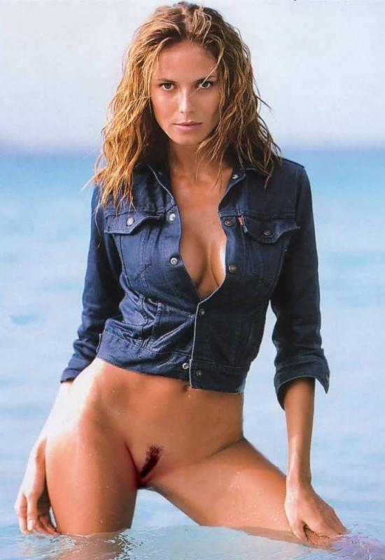 Heidi Klum Nackt. Foto - 90