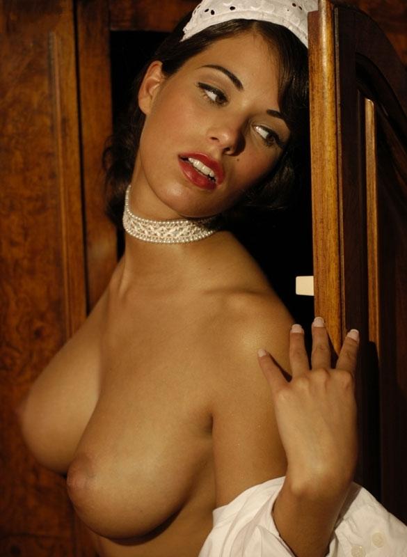 Janine Habeck Nackt. Foto - 128