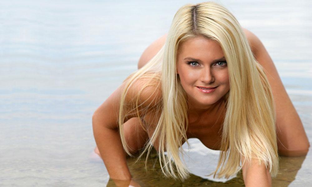 Jeanette Biedermann Nackt. Foto - 361