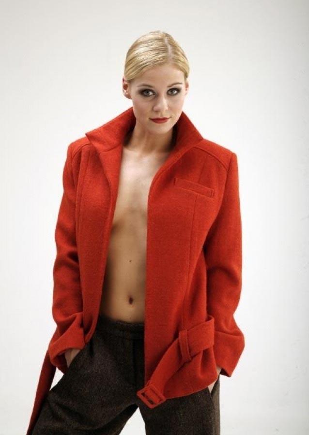 Jessica Ginkel Nackt. Foto - 3