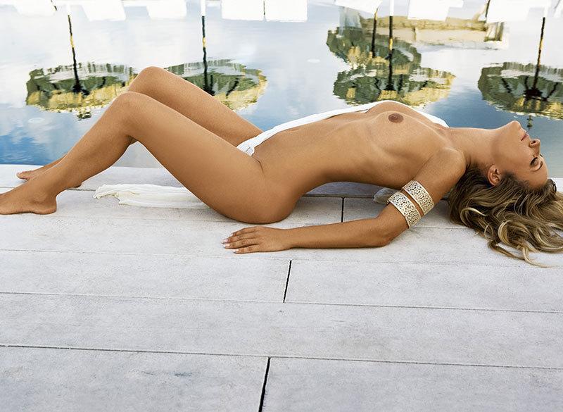 Jessica Stockmann Nackt. Foto - 1