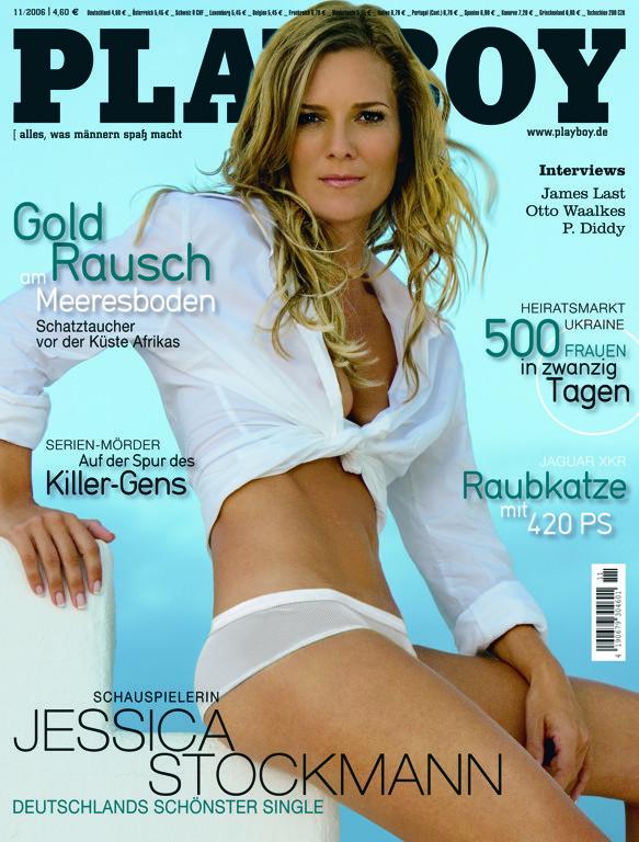 Jessica Stockmann Nackt. Foto - 12